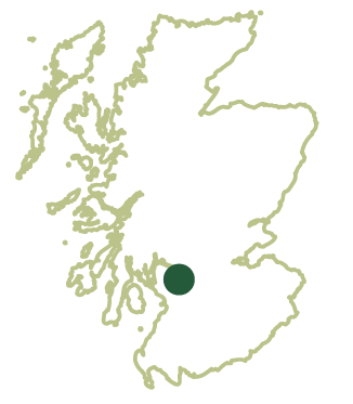 Professional Photographer Scotland Map