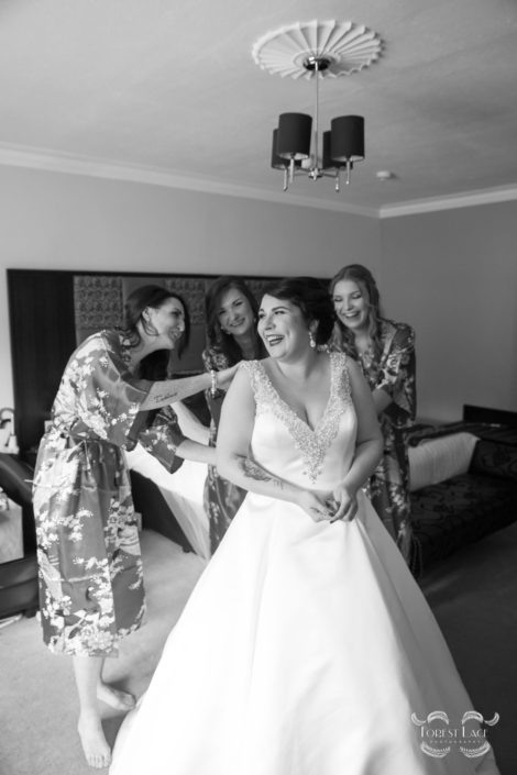 Photography Packages Scotland Bridemaids