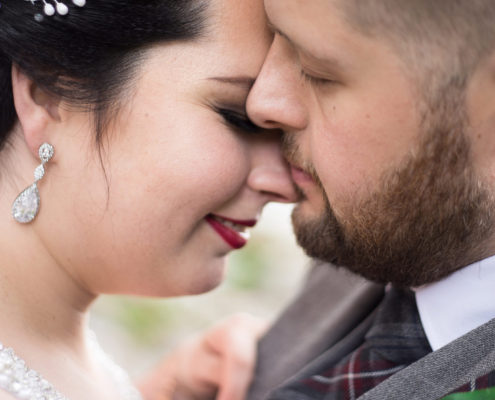 Scottish Wedding and Elopement Photography, Glasgow