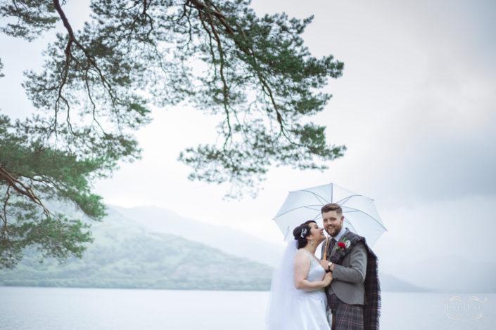 Wedding Photography Glasgow Sun