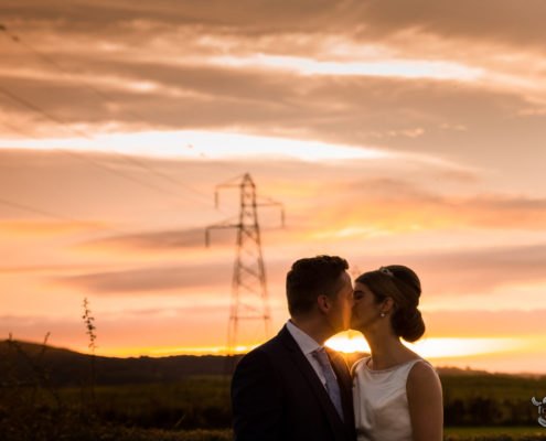 Wedding Photography Glasgow Sunset