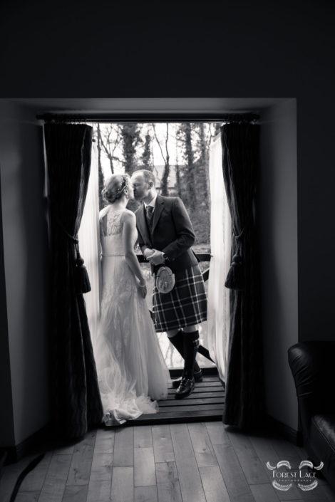 Wedding Photography Glasgow Window