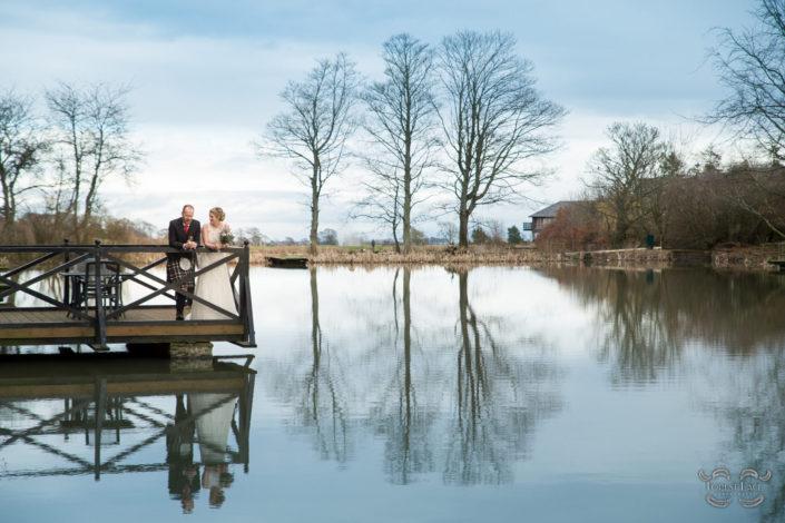 Wedding Photography Glasgow Lake